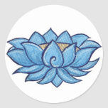 STICKERS Lotus Flower