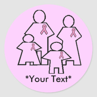 Stickers - My Breast Cancer Fight