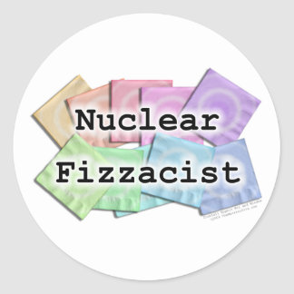 Stickers - NUCLEAR FIZZACIST