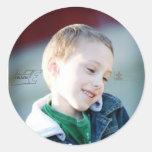 Stickers of Evan