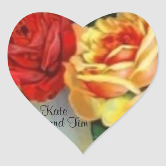Stickers (Personized Roses)