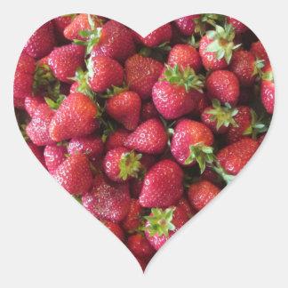Stickers - Summer Strawberries