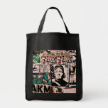 Stickers Tote Bags