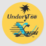 Stickers Under Toe Xtreme