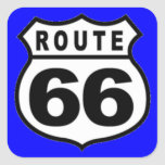Stickers - VINTAGE ROUTE 66 AMERICANA FATHER'S DAY