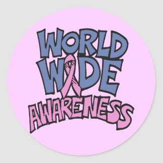 Stickers - World Wide Awareness