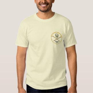 Stickfighter Emblem (light) T Shirt
