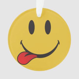 Sticking out tongue Cute emoji