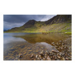 Stickle Tarn, Langdale, The Lake District Poster