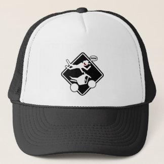 STICKMAN AIR TRUCKER HAT