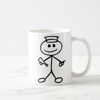 Stickman Army Coffee Mug