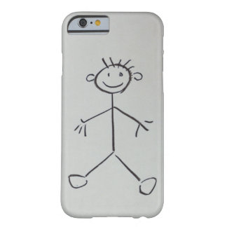 Stickman Barely There iPhone 6 Case