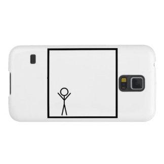 Stickman Case For Galaxy S5