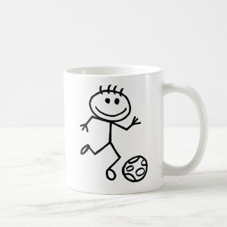 Stickman Football Coffee Mug