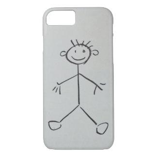 Stickman iPhone 8/7 Case