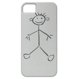 Stickman iPhone SE/5/5s Case