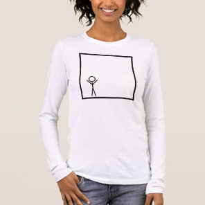 Stickman Long Sleeve T-Shirt