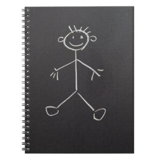 Stickman Notebook