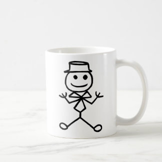 Stickman Showman Coffee Mug