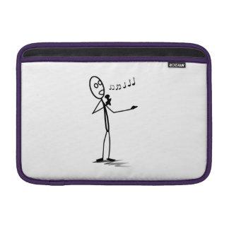 Stickman Singing Sleeves For MacBook Air