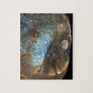 Stickney Crater, Phobos Jigsaw Puzzle