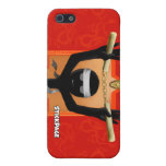 StickPage - Enter The Dragon iPhone 5/5S Covers
