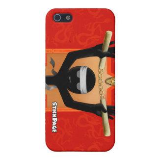 StickPage - entre en el dragón iPhone 5 Fundas