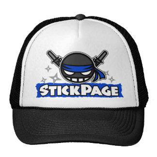 StickPage Ninja Gorros