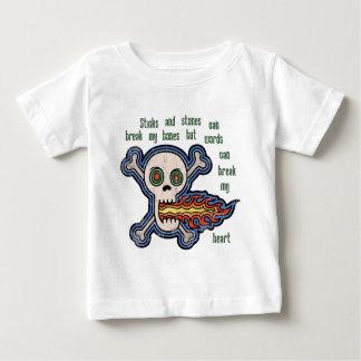 Sticks and Stones Baby T-Shirt