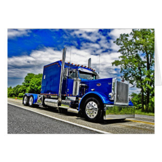Sticks Peterbilt 359 Note Card