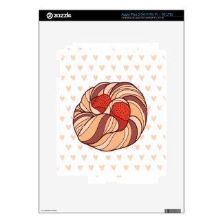 Sticky Bun Day - Appreciation Day iPad 3 Decal