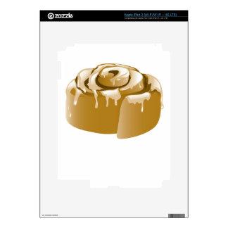 Sticky Bun Day - Appreciation Day iPad 3 Skins