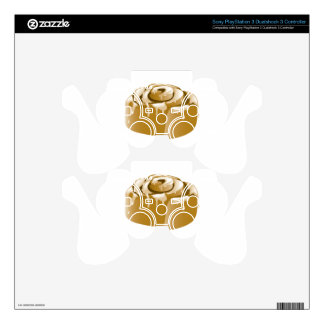 Sticky Bun Day - Appreciation Day PS3 Controller Skins