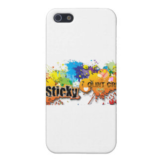 Sticky Case For iPhone SE/5/5s