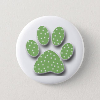 Sticky Catus Paw Button