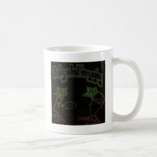 Sticky N WITH Coffee Mug