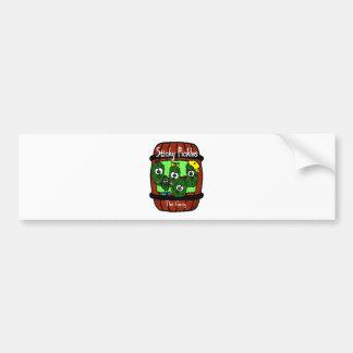 Sticky Pickles Bumper Sticker