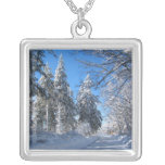 Sticky Snow 32 ~ necklace