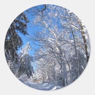 Sticky Snow 35 ~ sticker