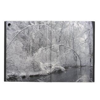 Sticky Snow ~ iPad Air Cover