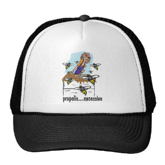 sticky stuff trucker hat