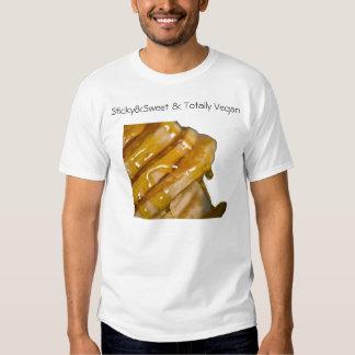 Sticky&Sweet & Totally Vegan Shirts