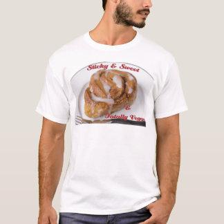 Sticky & Sweet & Totally Vegan T-Shirt