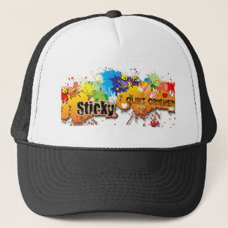 Sticky Trucker Hat