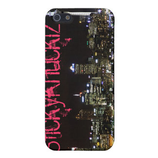 StickyKnucklz City View iPhone 4 Case