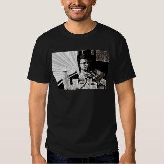 Stieg Grey Sunburst T-shirt