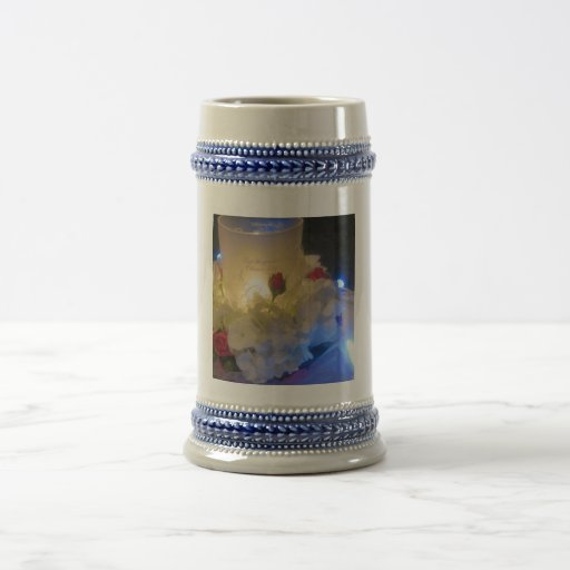 Stien romántico jarra de cerveza
