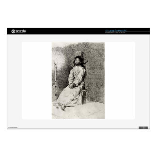 "Stiffened by Francisco Goya Skin For 15"" Laptop"