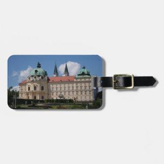Stift Klosterneuburg, Lower Austria Tag For Luggage
