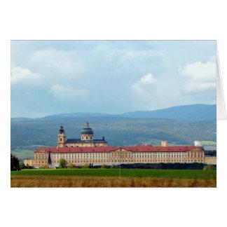 Stift Melk, Austria Card